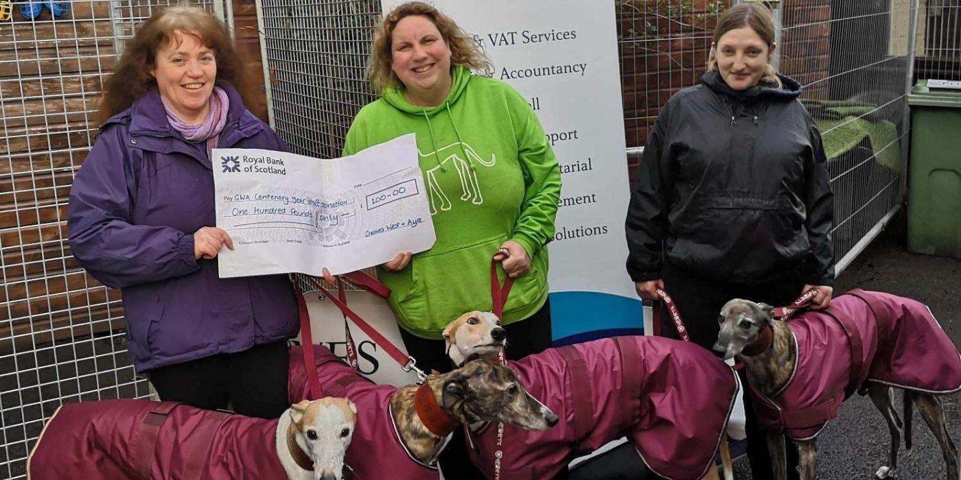 Scottish Border Greyhounds
